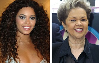 Beyoncé Knowles og Etta James