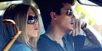 SLUTT: Mange hadde troen på Jennifer Aniston og John Mayer. Nå er det slutt.