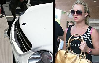 Britney Spears krasjet igjen