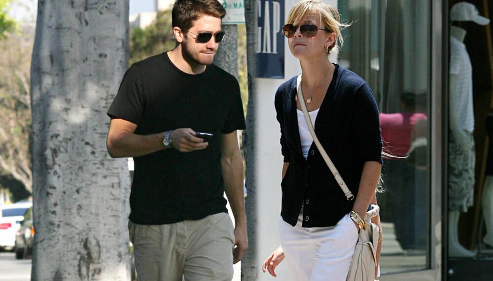 Jake Gyllenhaal og Reese Witherspoon