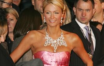 Paris Hilton på premiere