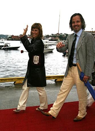 Prinsesse Märtha og Ari Behn