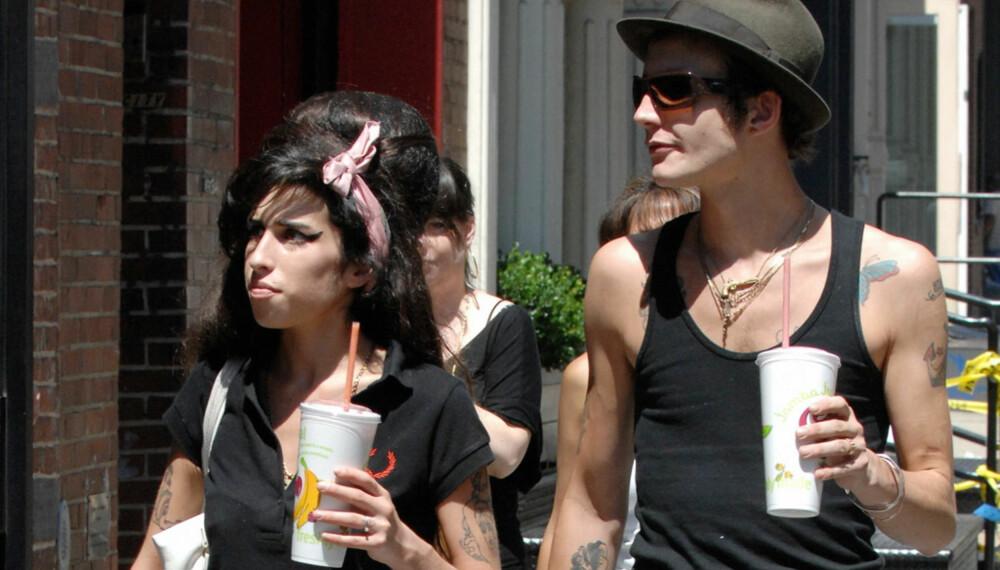 Amy Winehouse og Blake Fielder-Civil