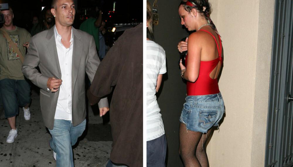 Kevin Federline og Britney Spears