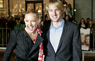 Kate Hudson og Owen Wilson