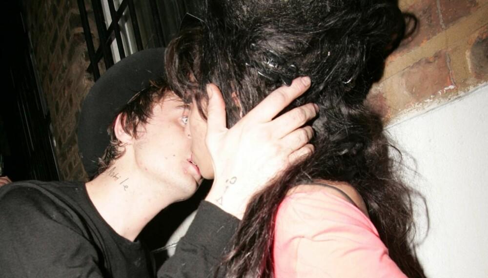 Amy Winehouse og Pete Doherty