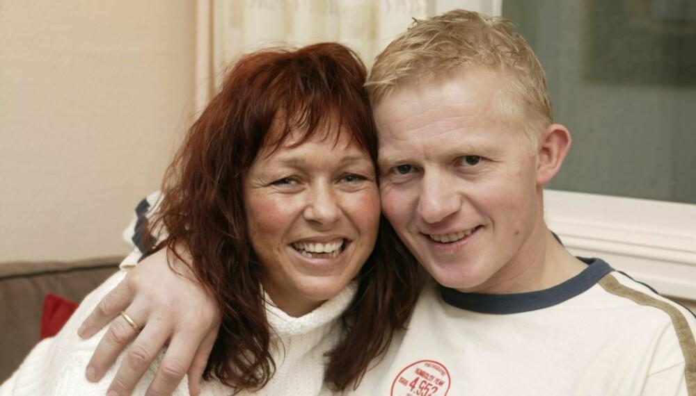 Pål Anders Ullevålseter og kona Solveig