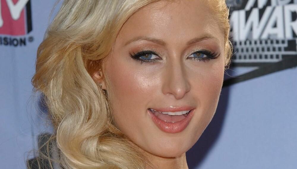 Paris Hilton på MTV Movie Awards