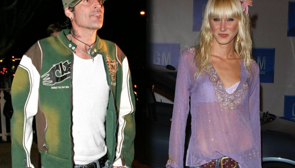 Tommy Lee og Kimberly Stewart