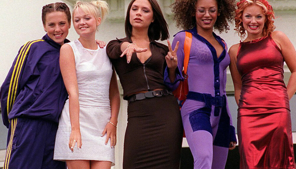 Spice Girls-jentene
