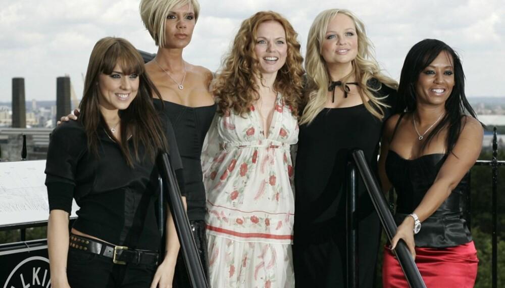 Spice Girls i 2007