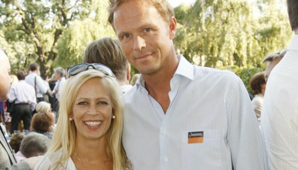 Monica Øien og Jan Frederik Dyvi