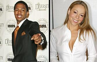Nick Cannon og Mariah Carey