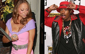 Mariah Carey og Nick Cannon