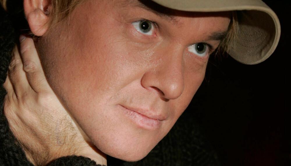 Kristian Valen showet for politiet.