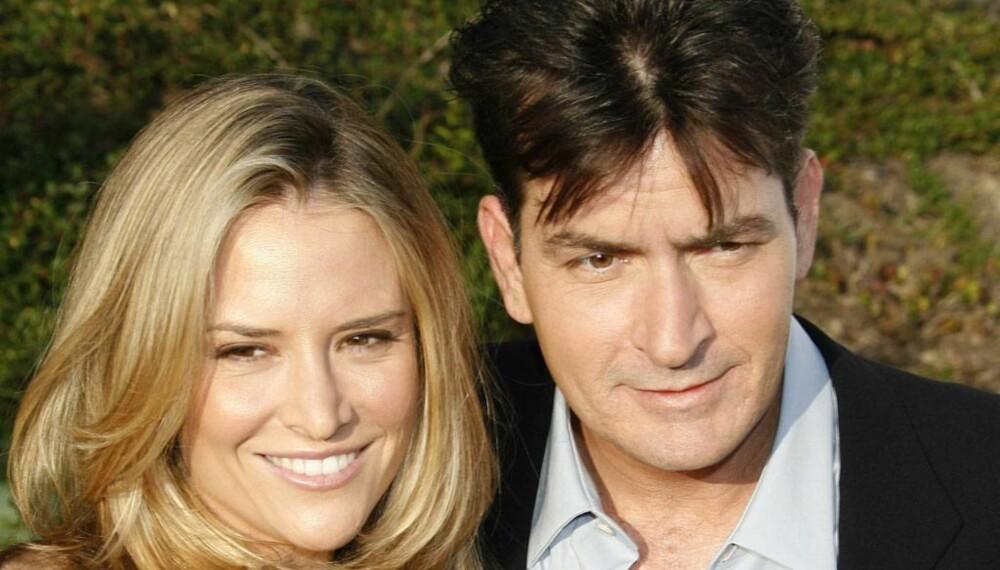 Brooke Mueller og Charlie Sheen