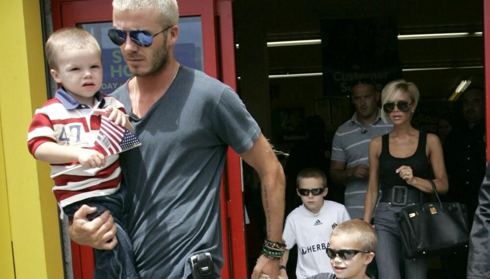 Familien Beckham