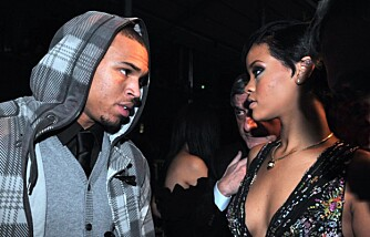 Chris Brown og Rihanna