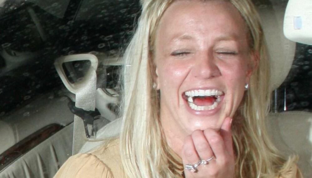 Britney Spears ler igjen