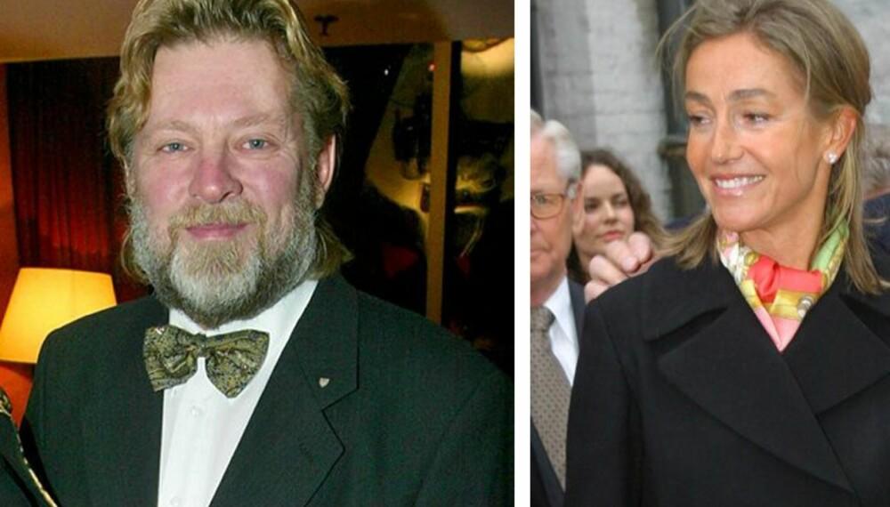 Odd Reitan og Camilla Astrup
