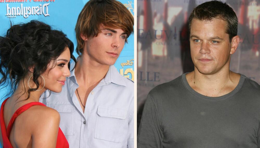 Vanessa Hudgens og Zach Efron