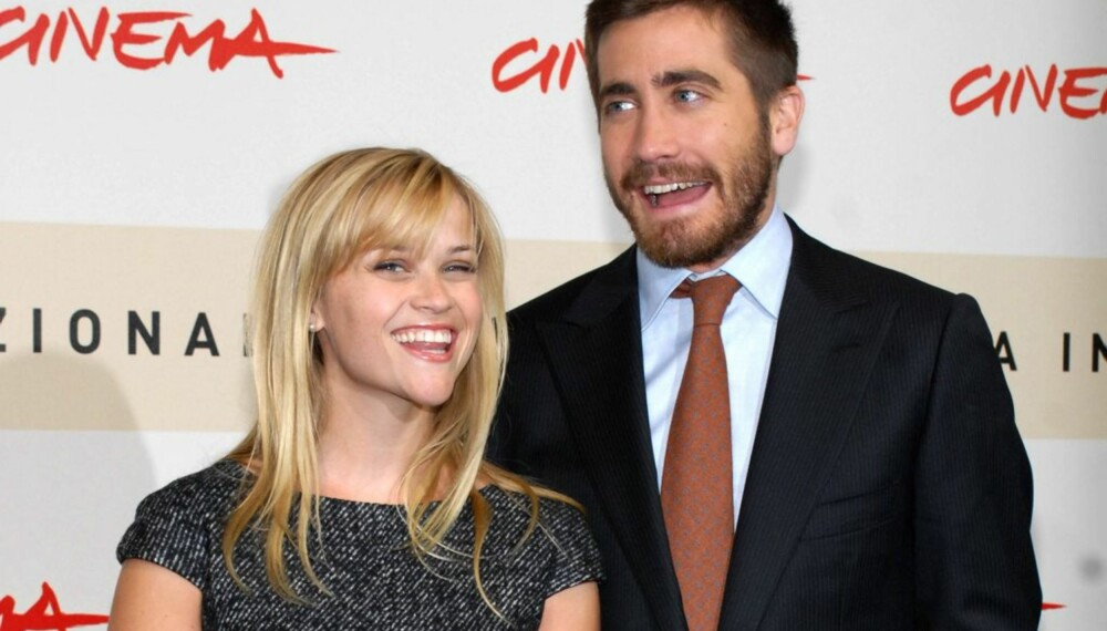 Reese Witherspoon og Jake Gyllenhaal