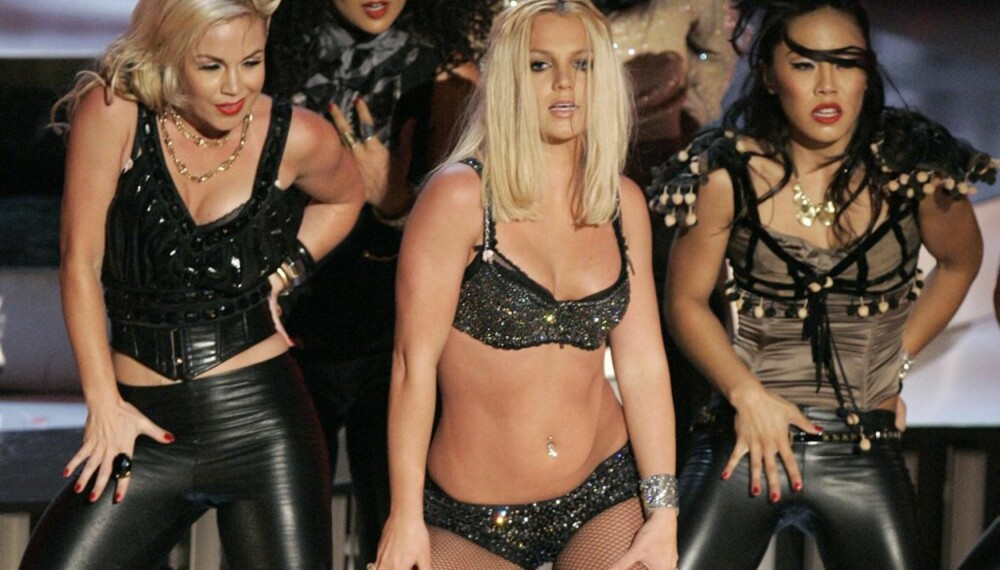 Britney Spears under MTV Video Music Awards