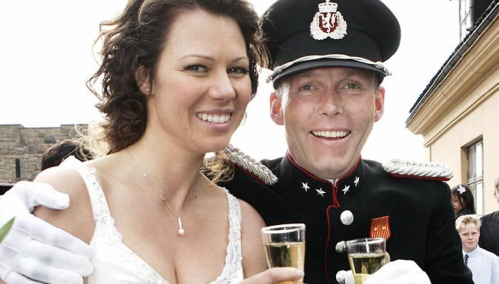 Trine Rein og Per Janner
