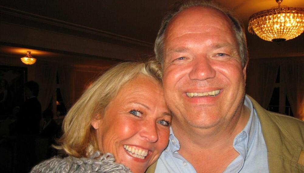 Anders Berg og Christin Øren