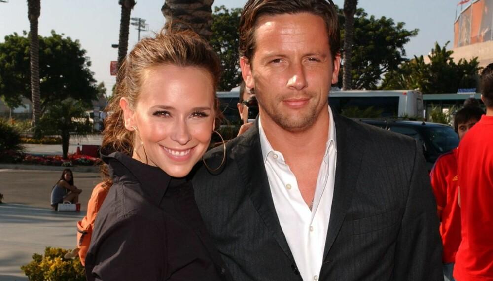 Jennifer Love Hewitt og Ross McCall