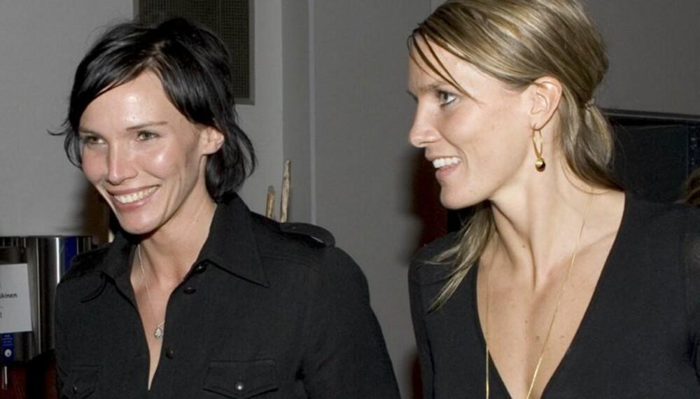 Katja Nyberg og Gro Hammerseng