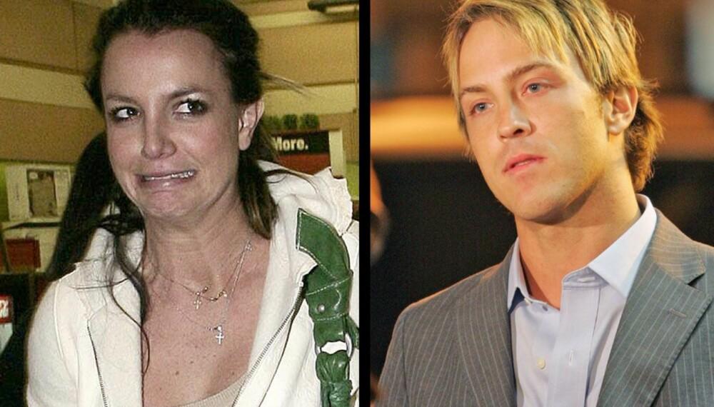 Britney Spears og Larry Birkhead