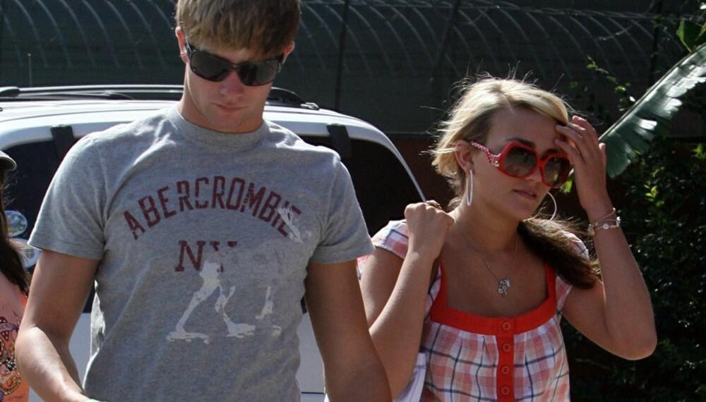 Casey Aldridge og Jamie Lynn Spears