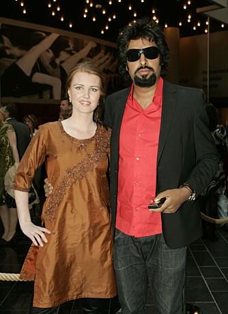 Zahid Ali og Therese Solberg