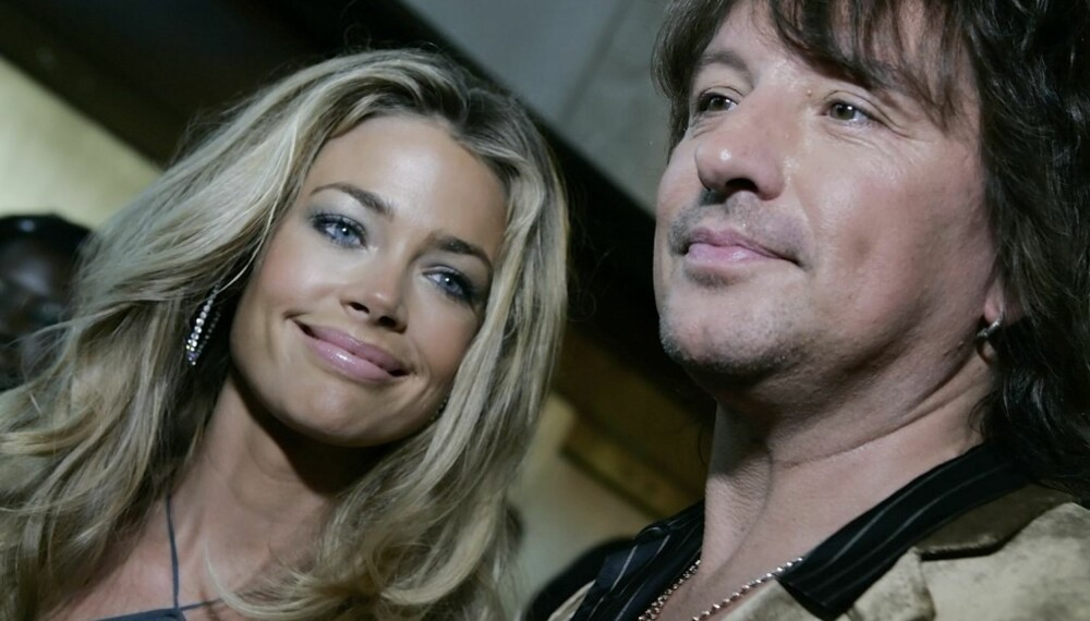 Denise Richards og Richie Sambora