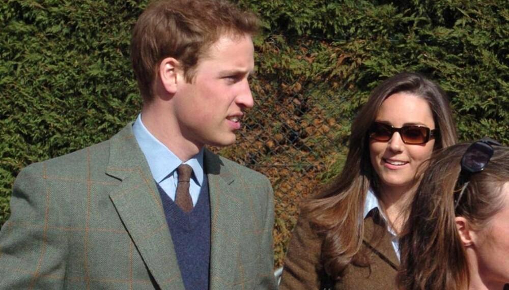 Prins William og Kate Middleton