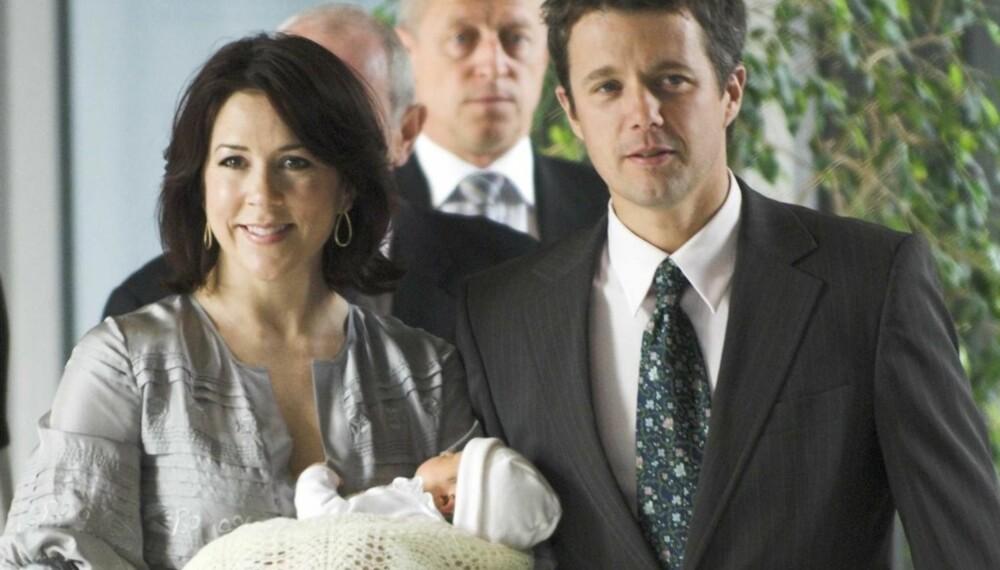 Mary og Frederik