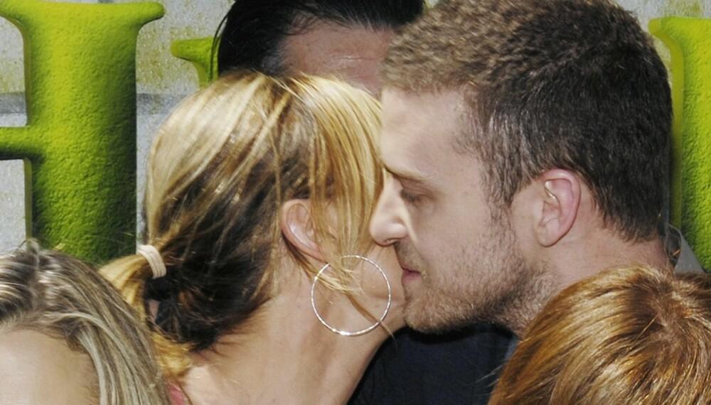 Cameron Diaz og Justin Timberlake