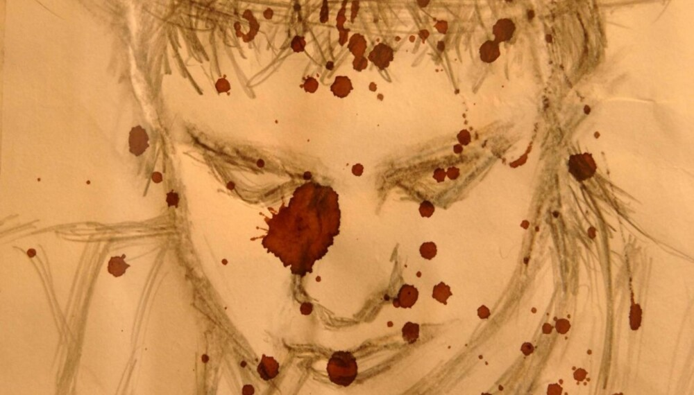 Pete Dohertys selvportrett