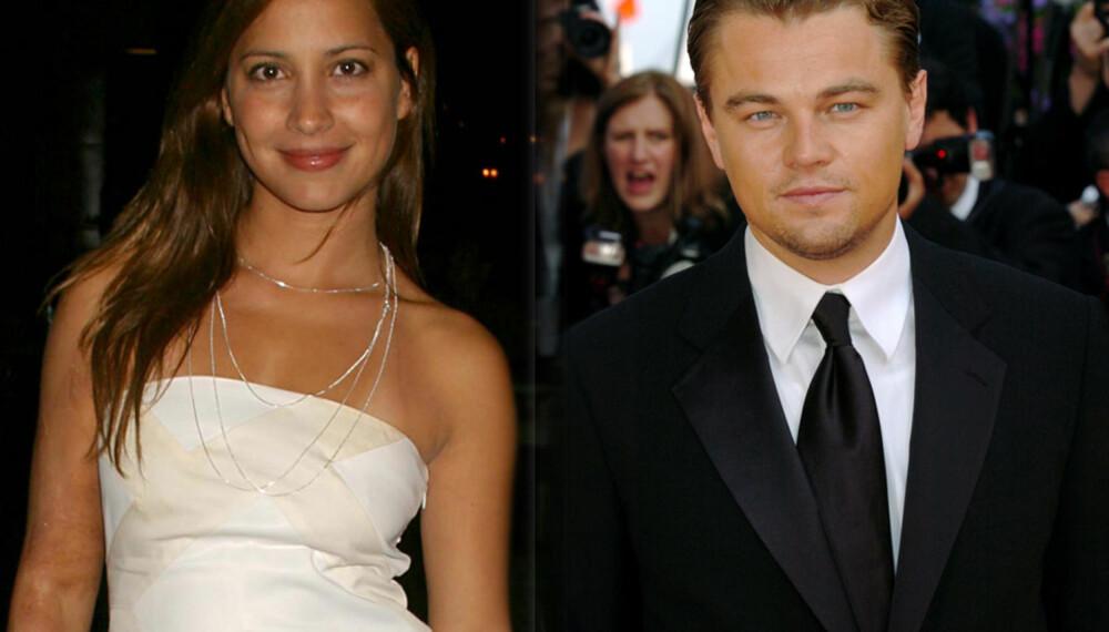 Daya Fernandez og Leonardo DiCaprio
