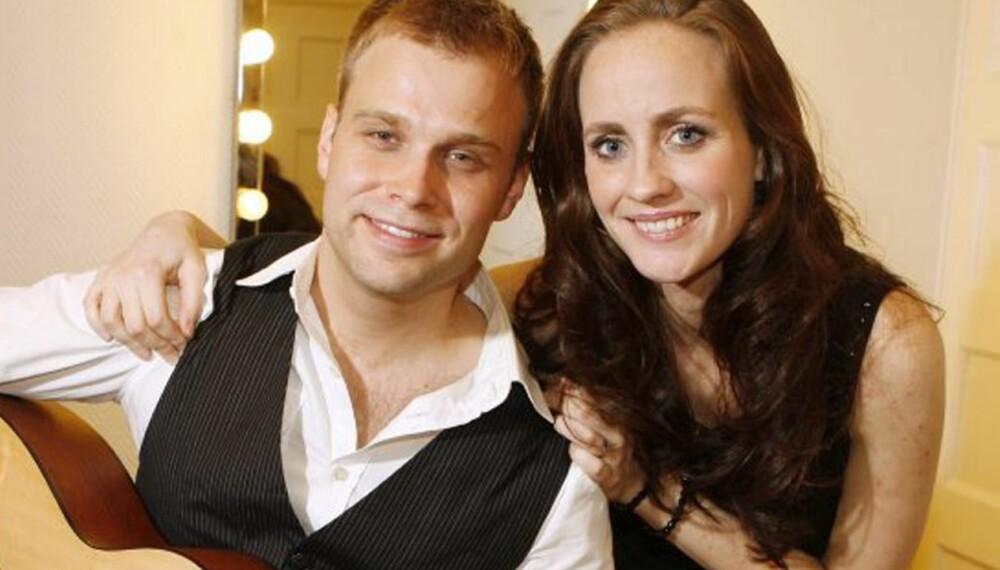 Christian Ingebrigtsen og Line Sophie Eide