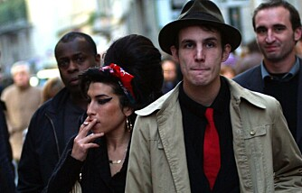 Amy Winehouse og Blake Fielder-Civil