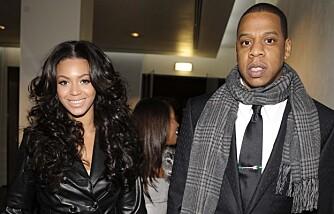 Beyonce Knowles og Jay-Z