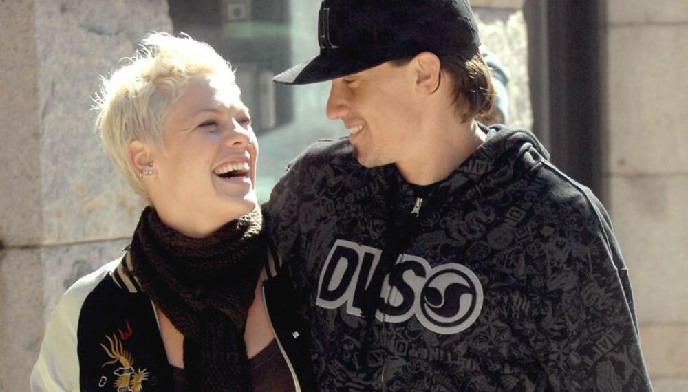 Pink og Carey Hart