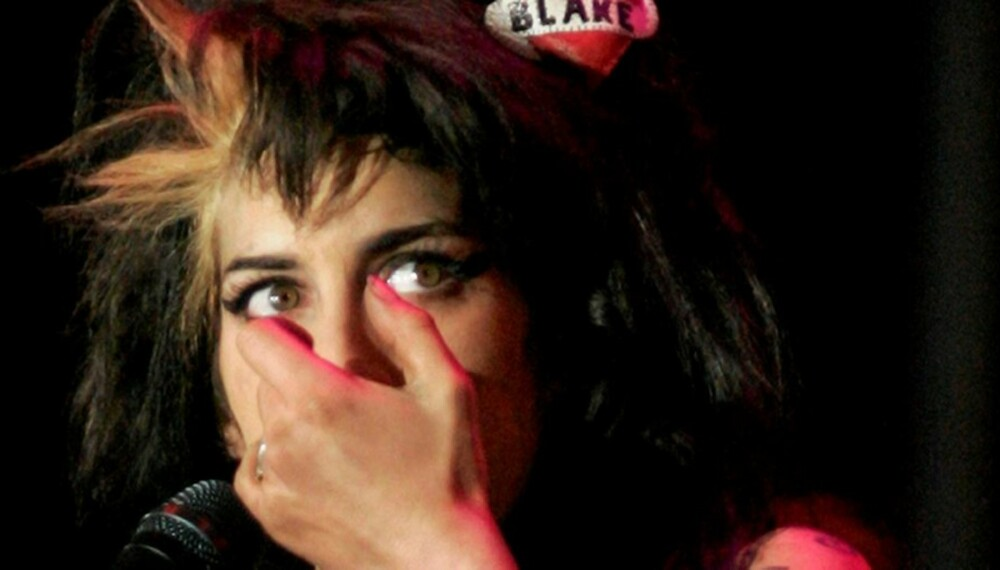 INNLAGT: Amy Winehouse ble innlagt på sykehus etter hun fikk et anfall i sitt eget hjem mandag.