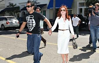 Adnan Ghalib og Kathy Griffin