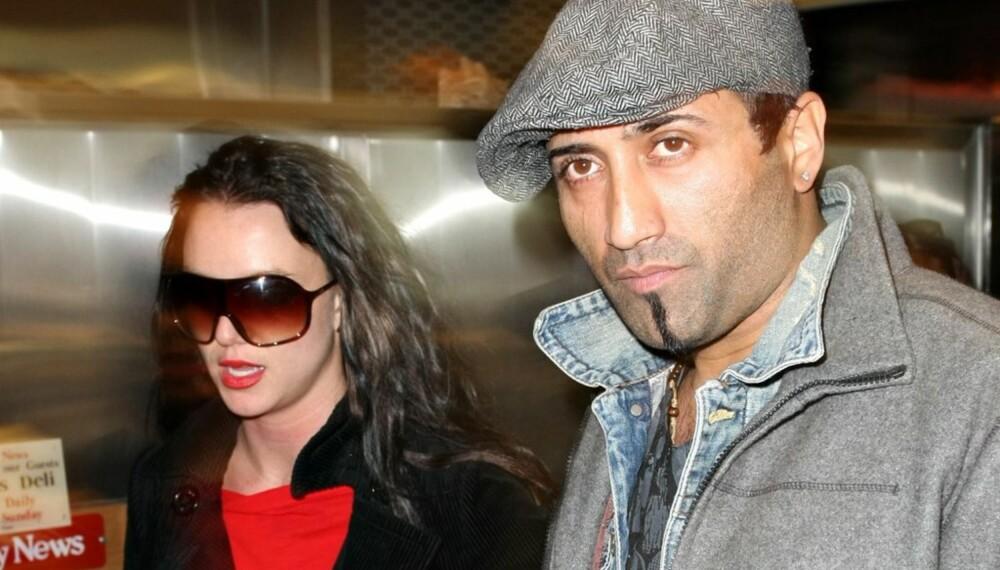 Adnan Ghalib og Britney Spears
