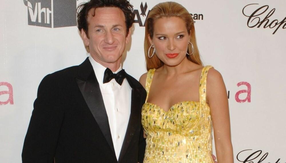 Sean Penn og Petra Nemcova