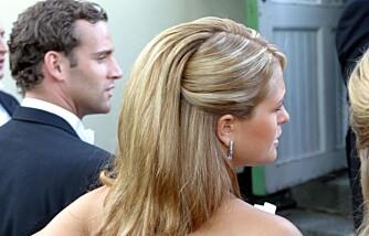 Prinsesse Madeleine og kjæresten Jonas