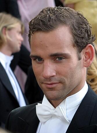 Jonas Bergström, prinsesse Madeleines kjæreste